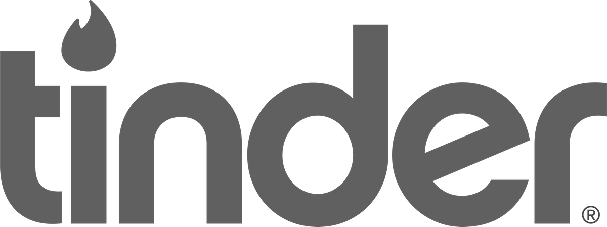 tinder wordmark registered